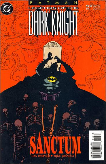 Batman: Legends of the Dark Knight 54-A by DC