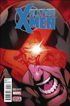 All-New X-Men (2016) 2-C