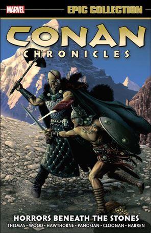 Conan Chronicles Epic Collection 5-A