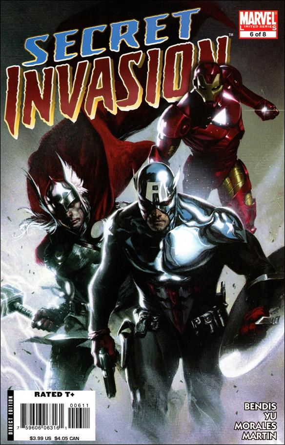 Secret Invasion 6-A by Marvel