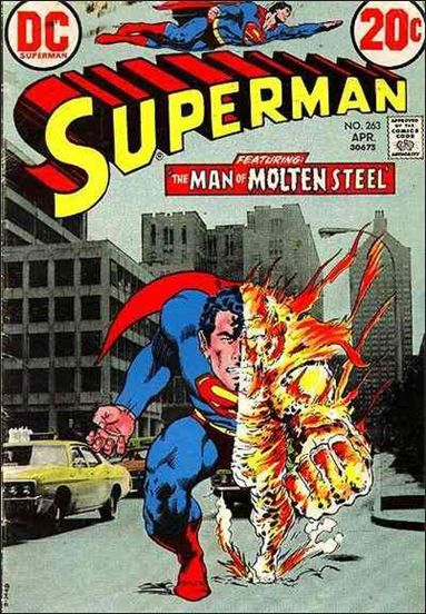 Superman (1939) 263-A by DC