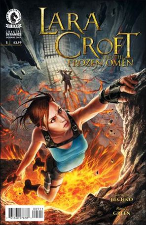 Lara Croft and the Frozen Omen 5-A