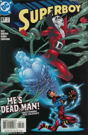 Superboy (1994) 87-A by DC