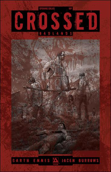 Crossed: Badlands Op. Salvo-B by Avatar Press