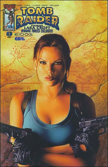 Tomb Raider: The Series 0-D by Top Cow
