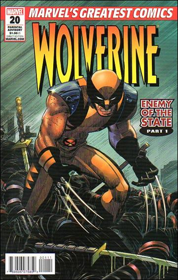 Wolverine (2003)  20-G by Marvel