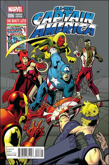 All-New Captain America 6-B by Marvel