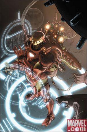 Invincible Iron Man (2008) 1-I