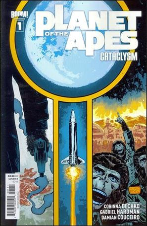 Planet of the Apes: Cataclysm 1-B