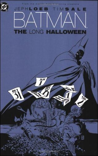 Batman: The Long Halloween 1-D by DC