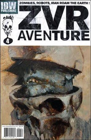 Zombies vs Robots Aventure 4-A