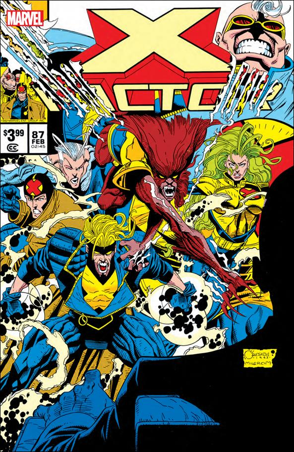 X-Factor (1986) 87-B by Marvel