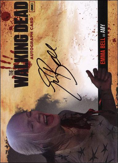 Walking Dead (Autograph Subset) A10-A by Cryptozoic Entertainment