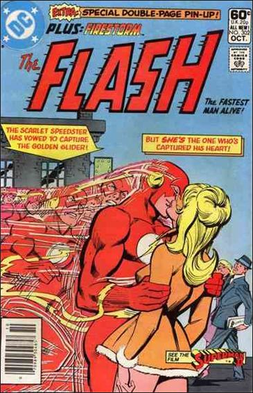 Flash (1959) 302-A by DC