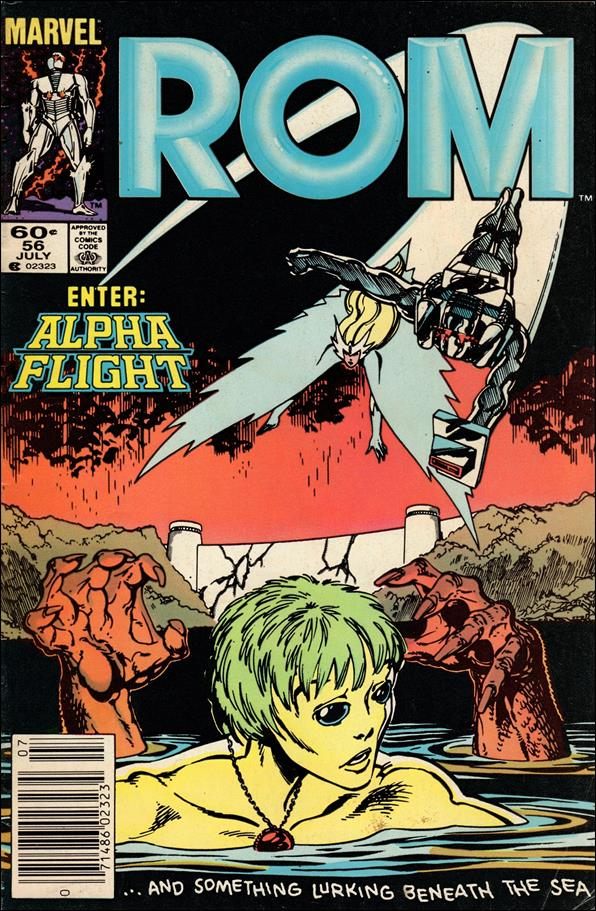 ROM (1979) 56-A by Marvel