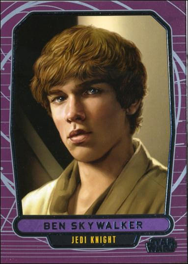 Star Wars Galactic Files (Base Set) 214-A by Topps