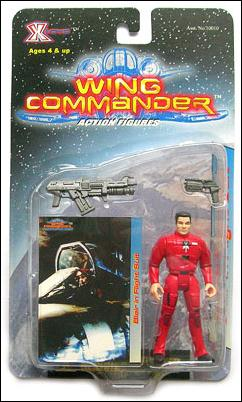 Wing Commander Blair in Flight Suit by X-Toys