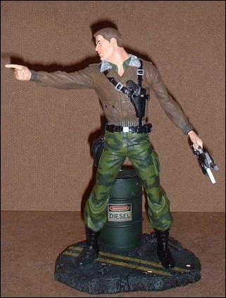 G.I. Joe Statues General Tomahawk 1/750 by Palisades Toys