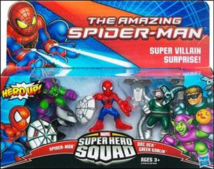 Amazing Spider Man Marvel Supe Super Villain Surprise