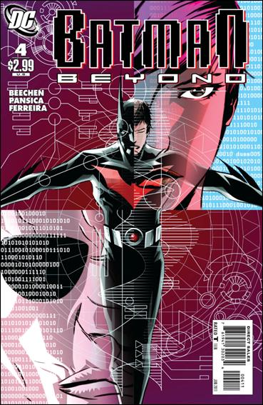 Batman Beyond (2011) 4-A by DC