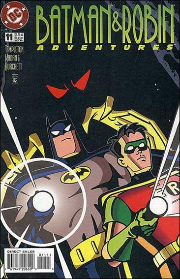 Batman and Robin Adventures 11-A by DC