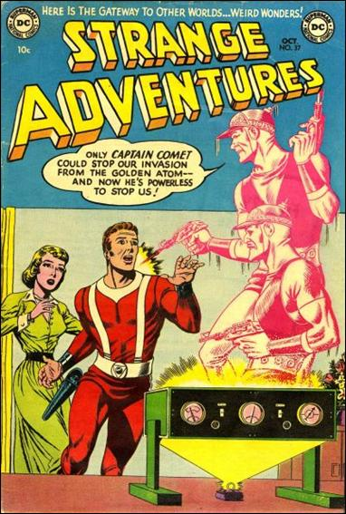 Strange Adventures (1950) 37-A by DC