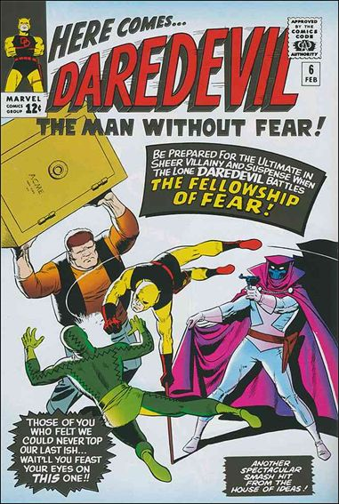 Daredevil (1964) 6-A by Marvel