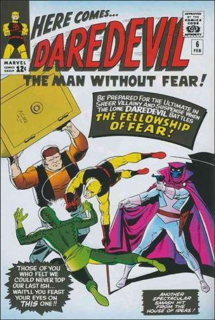 Daredevil (1964) 6-A