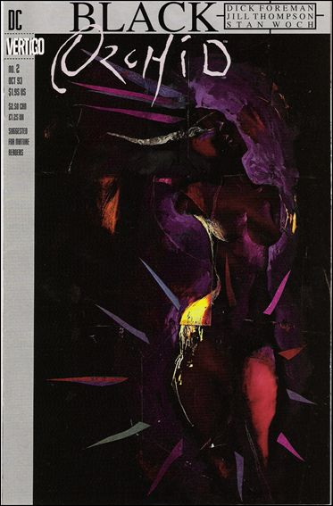 Black Orchid 2-A by Vertigo