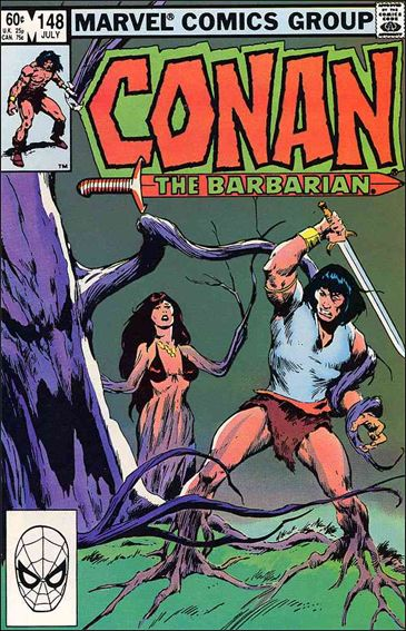Conan the Barbarian (1970) 148-A by Marvel