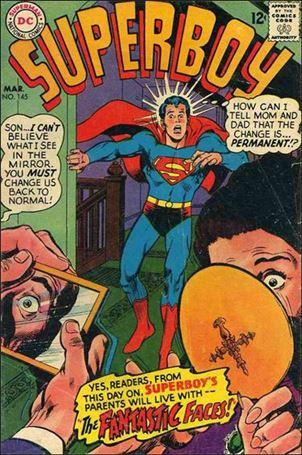 Superboy (1949) 145-A
