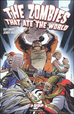 Zombies That Ate the World 8-A