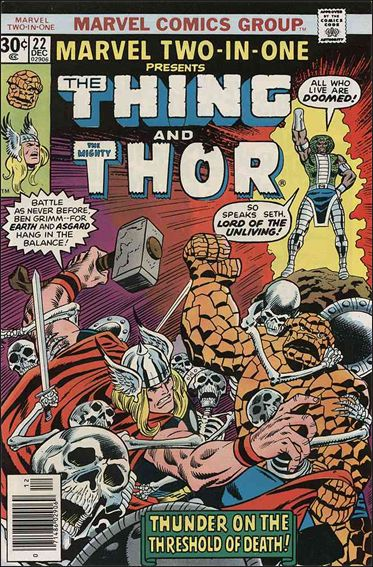 Marvel Two-in-One (1974) 22-A by Marvel