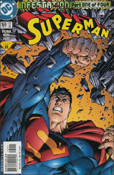 Superman (1987) 169-A by DC
