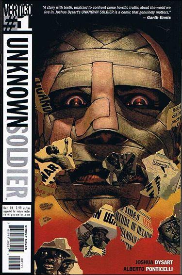 Unknown Soldier (2008) 1-A by Vertigo