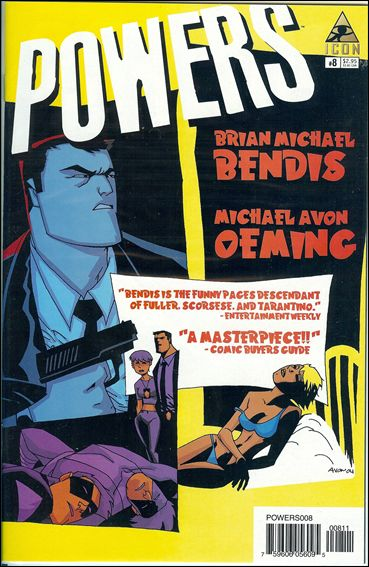 Powers (2004) 8-A by Icon
