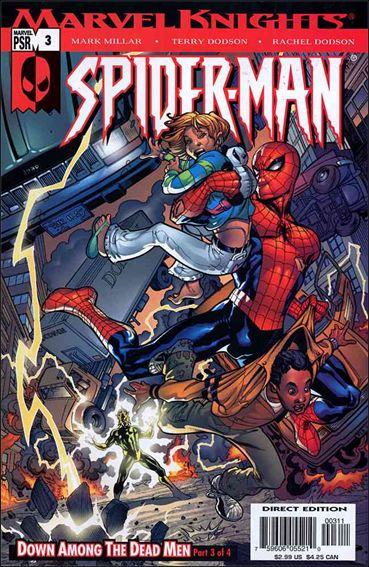 Marvel Knights Spider-Man (2004)  3-A by Marvel