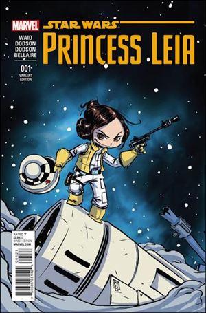 Princess Leia 1-I