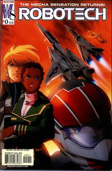Robotech (2003) 0-A by WildStorm