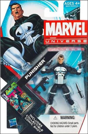 Marvel Universe (Series 4) Punisher
