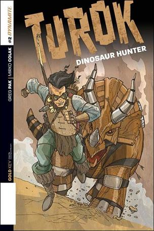 Turok: Dinosaur Hunter (2014) 2-F
