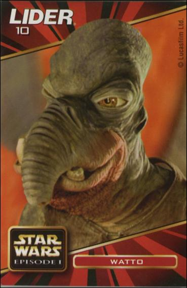 Star Wars: Episode I The Phantom Menace Lider (Promo) 10-A by Lucasfilm Ltd.