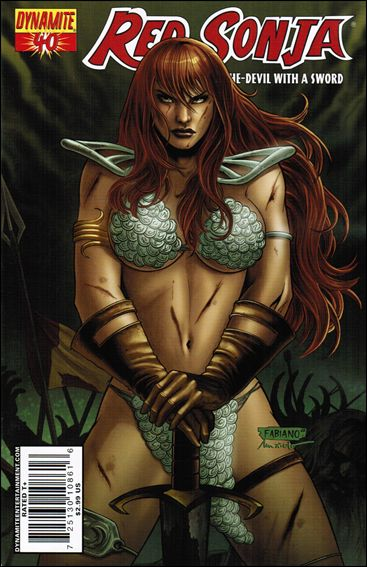 Red Sonja 40-B by Dynamite Entertainment