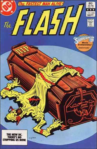 Flash (1959) 325-A by DC