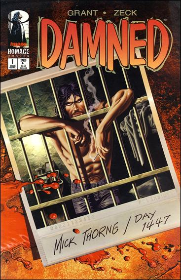 Damned (1997) 1-A by Image