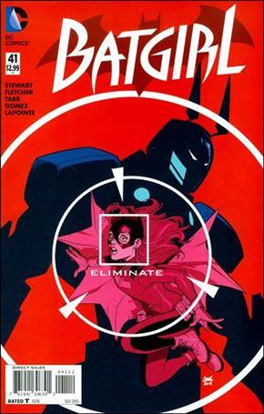 Batgirl (2011) 41-B