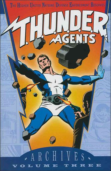 T.H.U.N.D.E.R. Agents Archives 3-A by DC