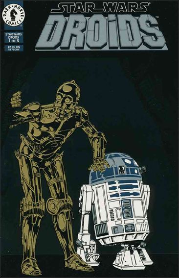 Star Wars: Droids (1994) 1-A by Dark Horse