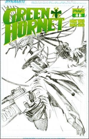Green Hornet (2013) 1-D by Dynamite Entertainment