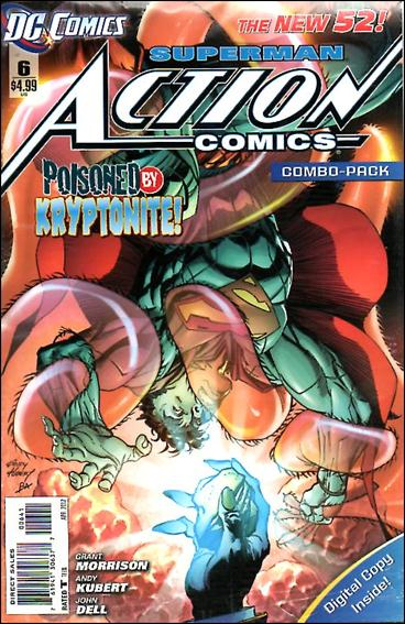Action Comics (2011) 6-C by DC